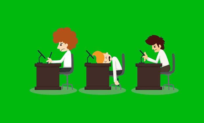 چهار راهکار برای ارتقای محیط کار